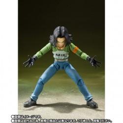Figura A-17 Androide 17 Universe Survival Saga Dragon Ball Super S.H. Figuarts