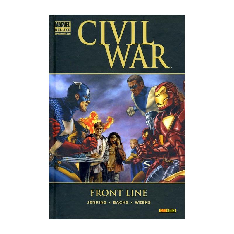 Civil War. Front Line (Marvel Deluxe)