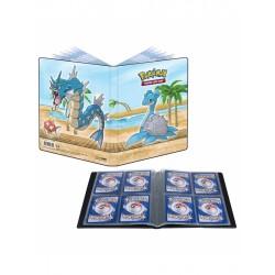 Portoflio 4 Bolsillos Gallery Series Seaside Pokemon - Ultra Pro