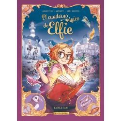 El cuaderno mágico de Elfie. La isla Casi
