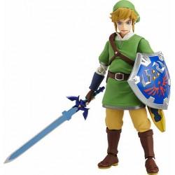 Figura Link 4th Re-Run The Legend Of Zelda Zelda Skyward Sword Figma