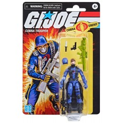 Figura Cobra Trooper G.I. Joe Retro Collection Series 2021 Wave 2
