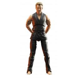 Figura John Kreese Cobra Kai Deluxe Action Figure Diamond Direct