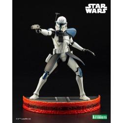 Estatua Captain Rex Star Wars The Clone Wars Artfx 1/7  Kotobukiya