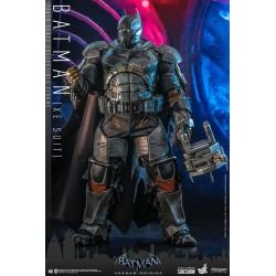 Figura Batman Arkham Origins XE Suit Hot Toys Escala 1:6