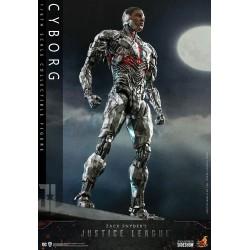 Figura Cyborg Zack Snyder´s Justice League Hot Toys Escala 1:6