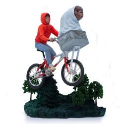 Estatua E.T. y Elliot Escala 1:10 Iron Studios