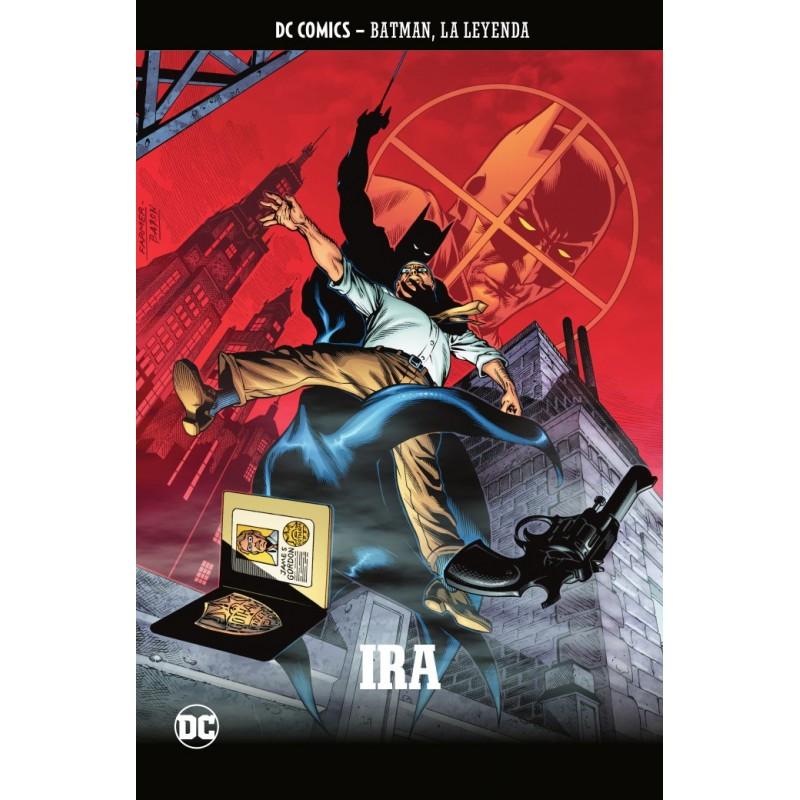 Batman, La Leyenda 59: Ira