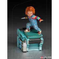 Estatua Chucky Muñeco Diabólico 2 Escala 1:10 Iron Studios