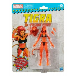 Figura Marvel´s Tigra Marvel Legends 2022 Hasbro