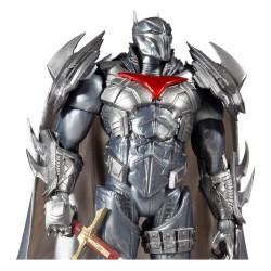 Figura Azrael Batman Armor Batman Curse Of The White Knight Gold Label DC Multiverse McFarlane Toys