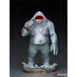 Estatua King Shark The Suicide Squad Escala 1:10 Iron Studios