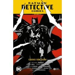 Batman: Detective Comics 8: Caras Sin Cara (Renacimiento Parte 9)