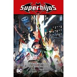 Superhijos 5. Las Aventuras De Los Superhijos