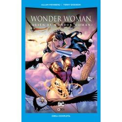 Imagén: Wonder Woman : ¿Quién Es Wonder Woman? DC Pocket