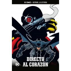 Batman, La Leyenda 60: Directo Al Corazón