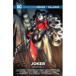 Colección Héroes y Villanos 17. Joker: Asylum Volumen 2