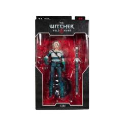 Figura Ciri Elder Blood The Witcher III McFarlane Toys