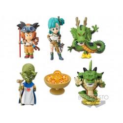 et de 6 Figuras Dragon Ball World Collectable Figure Treasure Rally Vol.2 Banpresto