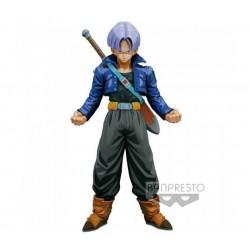 Figura Dragon Ball Z Master Stars Piece Trunks Manga Dimensions Banpresto