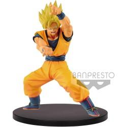 Figura Dragon Ball Super Chosenshiretsuden Vol. 1 Son Goku Super Saiyan Banpresto