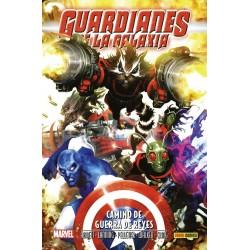 Aniquilación Saga 13. Guardianes de la Galaxia: Camino de Guerra de Reyes