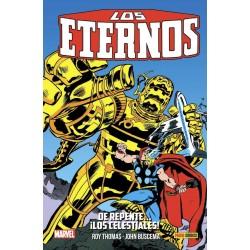 Colección Los Eternos 3. De repente... ¡Los Celestiales!
