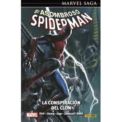 Marvel Saga. El Asombroso Spiderman 55 La conspiración del clon