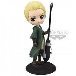 Figura Draco Malfoy Quidditch Version A Harry Potter Q Posket Banpresto