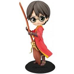 Figura Harry Potter Quidditch Version A Harry Potter Q Posket Banpresto
