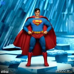 Figura Superman Man Of Steel Edition 1/12 Mezco