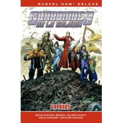 Marvel Now! Deluxe. Guardianes de la Galaxia de Brian M. Bendis 5