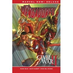 Marvel Now! Deluxe. Los Vengadores de Mark Waid 2 Civil War II