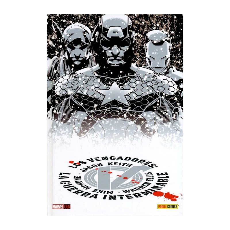 Los Vengadores. La Guerra Interminable (Original Graphic Novel)