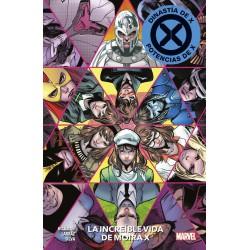 Marvel Premiere. Dinastía de X / Potencias de X 2 La increíble vida de Moira-X