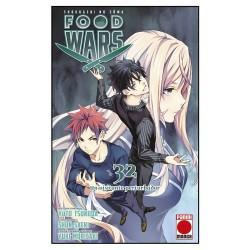 Food Wars: Shokugeki No Soma 32