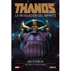 Thanos. La Revelación del Infinito (Original Graphic Novel)