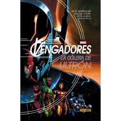 Vengadores. La Cólera de Ultrón (Original Graphic Novel)