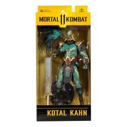 Figura Kotal Kahn Mortal Kombat 11 McFarlane Toys