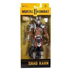 Figura  Shao Kahn Platinum Kahn Mortal Kombat 11 McFarlane Toys