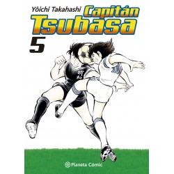 Capitán Tsubasa 5
