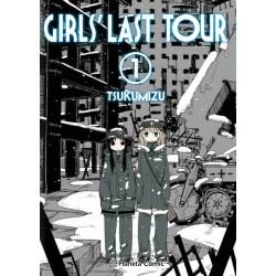 Girls' Last Tour 1