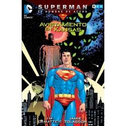 Imagén: Superman. Avistamiento en Kansas