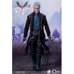 Figura Vergil Devil May Cry Escala 1/6 Sideshow
