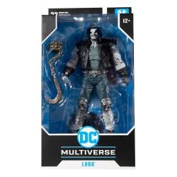 Figura Lobo DC Rebirth Multiverse McFarlane Toys