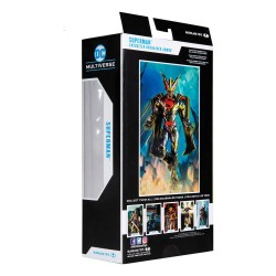 Figura Superman Energized Unchained Armor (Gold Label) Multiverse McFarlane Toys