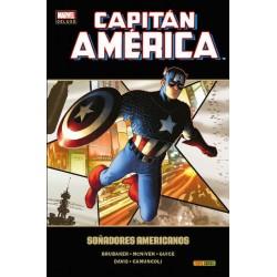 Imagén: Capitán América 14. Soñadores Americanos (Marvel Deluxe)