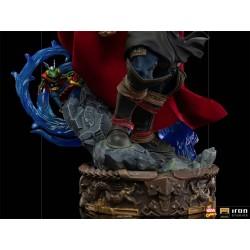 Estatua Thor Unleashed Deluxe Iron Studios