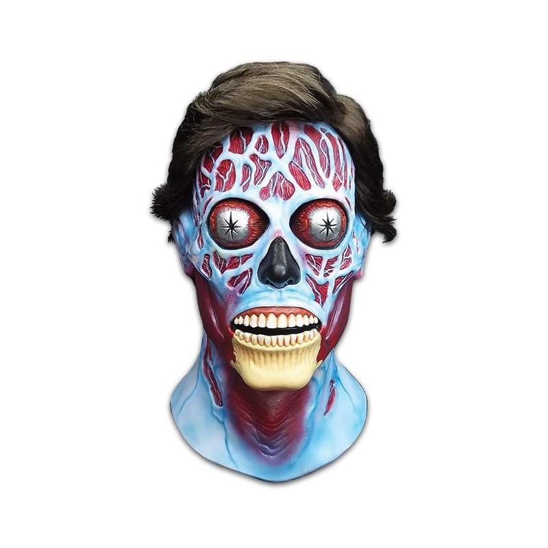 Máscara Alien Están Vivos They Live Trick Or Treat Studios