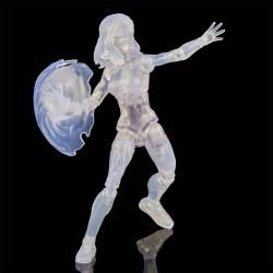 Figura Mujer Invisible Los 4 Fantásticos Marvel Legends Hasbro